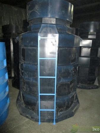 Лестница для кессона, Термит