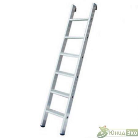 Лестница алюминиевая для кессонов