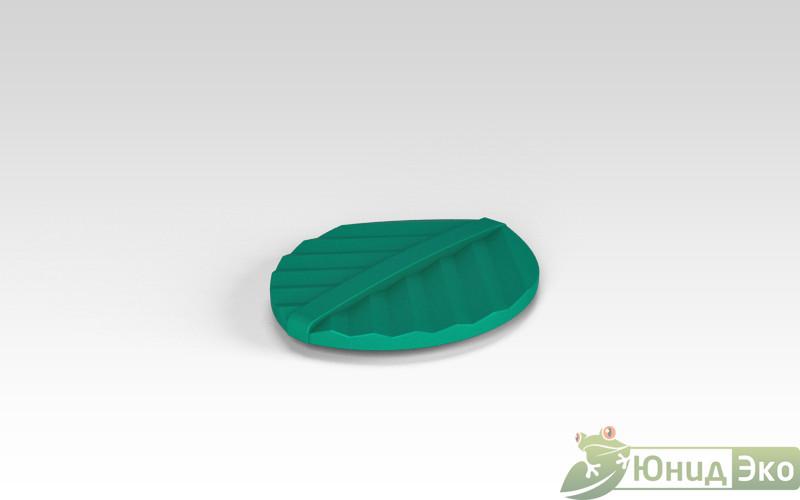Крышка септика «Rostok» зеленый
