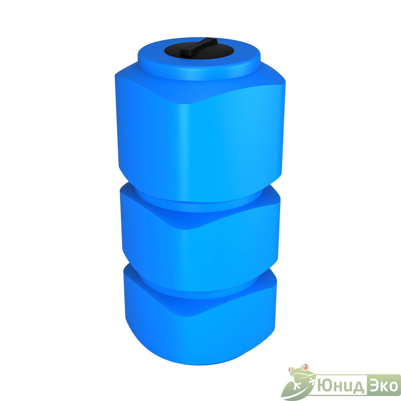 Емкость L 750 литров oil