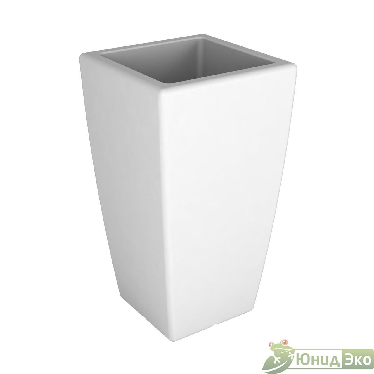 Кашпо «Flox» P 900 белый