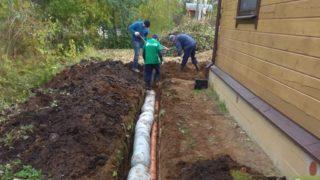 Ливневая канализация 8163