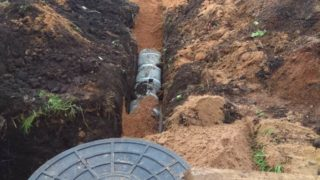 Ливневая канализация 8211
