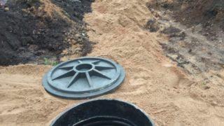 Ливневая канализация 8212