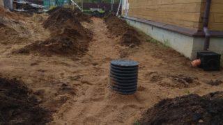 Ливневая канализация 8213